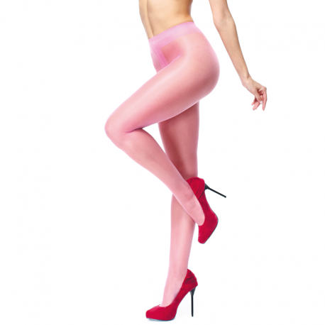 Open tights Pink P101 – MissO