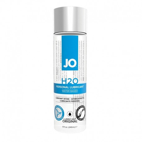 H2O water-based lubricant 240ml - System Jo