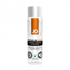 Silicone Lubricant System JO - Anal Premium Cool effect
