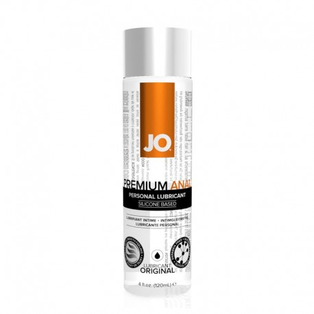 Silicone Lubricant System JO - Anal Premium