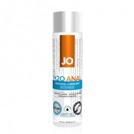 Anal Lubricant System JO Cool effect - (Water based)