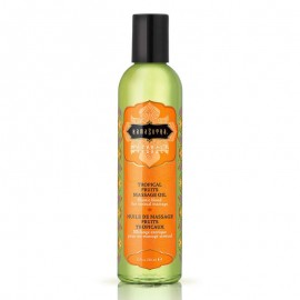 Huile de massage Kamasutra Naturals – Tropical Fruits 200ml