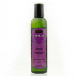 Kamasutra Massage-Öl - Naturals Island Passion Berry 200ml