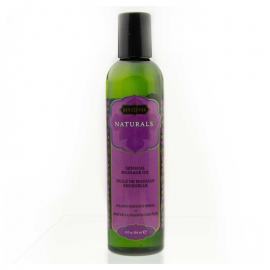 Olio per massaggi Kamasutra - Naturals Island Passion Berry 200ml