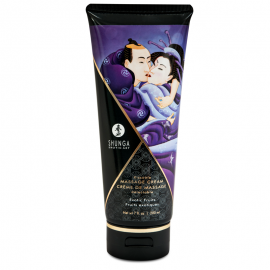 Köstliche Massage Creme Shunga - Exotics Fruits