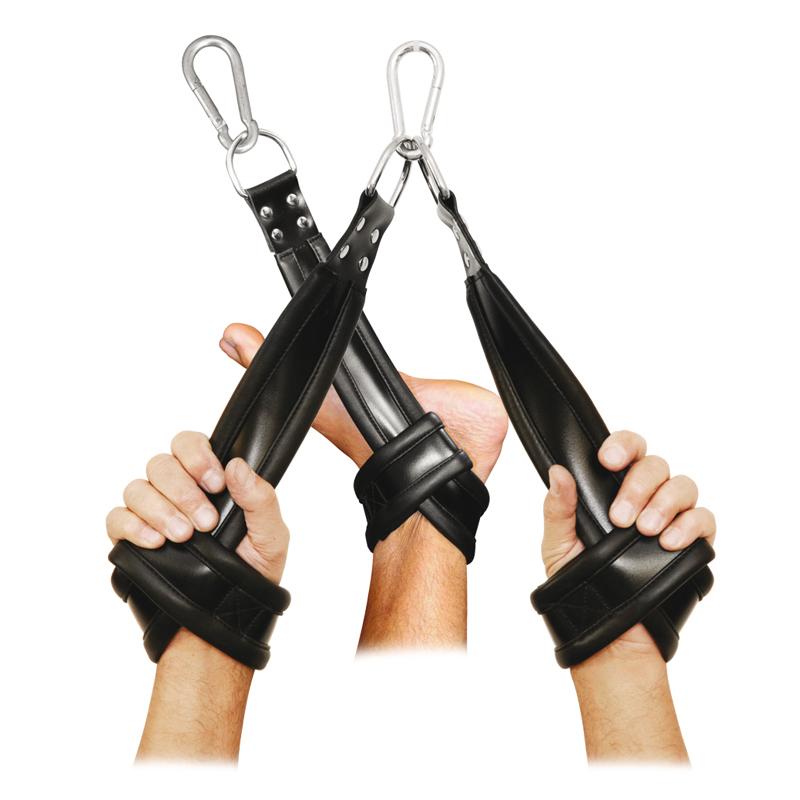 Bdsm suspension cuffs