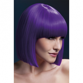 Purple short wig Lola - Fever