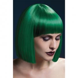 Green short wig Lola - Fever