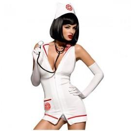 Tenue d'infirmière sexy