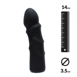 Exchangeable Dildo for Strap-on (14 cm) - Rimba