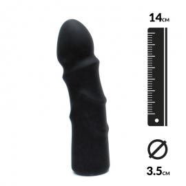 Godemichet interchangeable pour harnais (14 cm) - Rimba