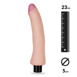 "Realistic Vibrator (23 cm) Softee 9"""