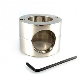 Ballstretcher Metal Lourd (480gr.) Extenseur de testicules - Rimba
