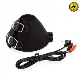 Electrosex bi polar ballstretcher parachute - Rimba
