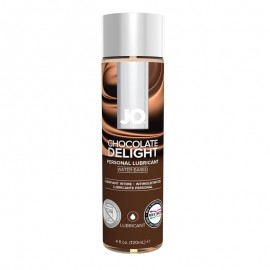 Chocolate flavored lubricant - JO H20