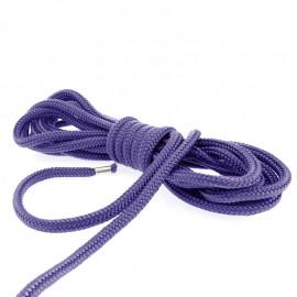 Corde de Bondage Violet 100% Nylon - Rimba