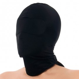 BDSM spandex hood - Rimba