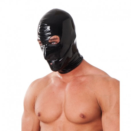 Latex Maske Schwarz – Rimba