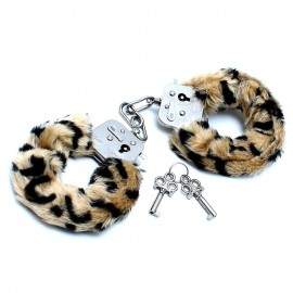 Handcuffs with fur - Leo