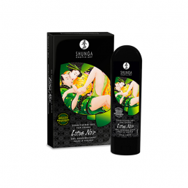 Lotus Noir Sensitizing Gel - Shunga 60ml