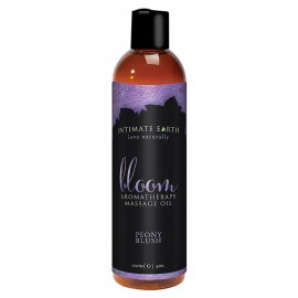 "Olio di massaggio ""Bloom"" 120ml - Intimate Earth"