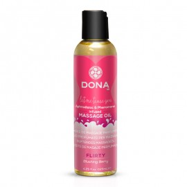 "Massage-Öl mit Pheromonen ""Blushing Berry"" - Dona"