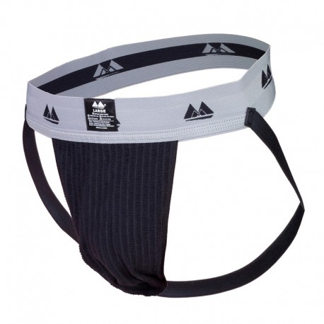 "Bike Jockstrap (5cm) ""Original Edition"" - Black"