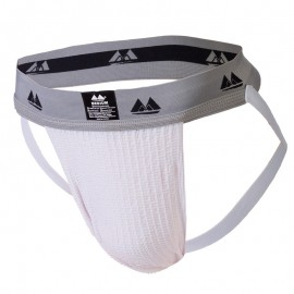 Bike Jockstrap – Performance Cotton White