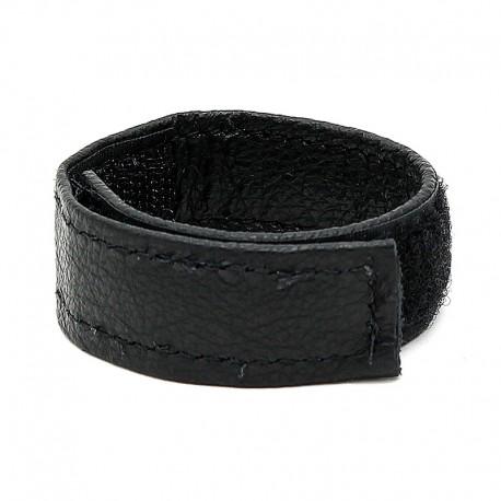 Leather adjustable cock ring - Rimba