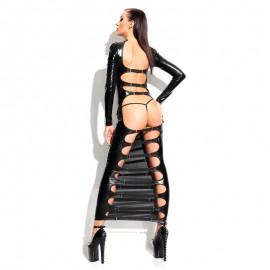 """Sexy schwarzes Kleid """"DOROTHEA"""" – Demoniq"""