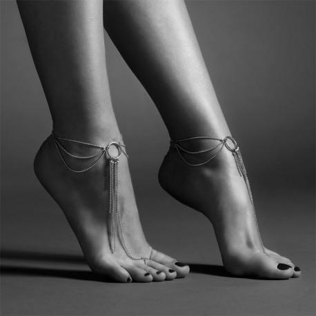 Magnifique Feet Chain Gold - Bijoux Indiscrets