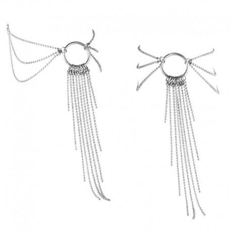 Magnifique Feet Chain Silver - Bijoux Indiscrets