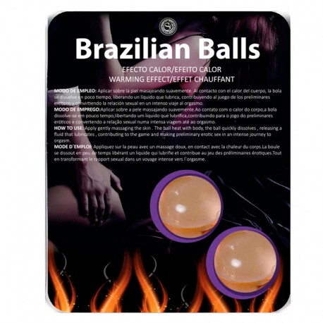 6x Brazilian Balls - Joujou