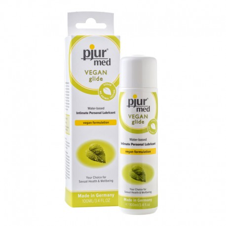 Pjur Med Glide - Lubrificante 100% Vegan 100ml