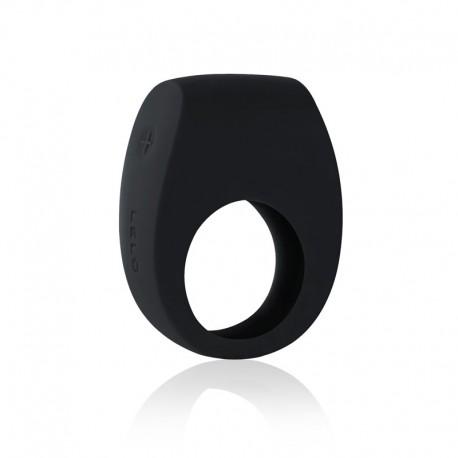 Vibrierender Cock Ring LELO TOR 2 - Schwarz