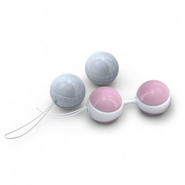 LELO Luna Beads Mini - Love Balls