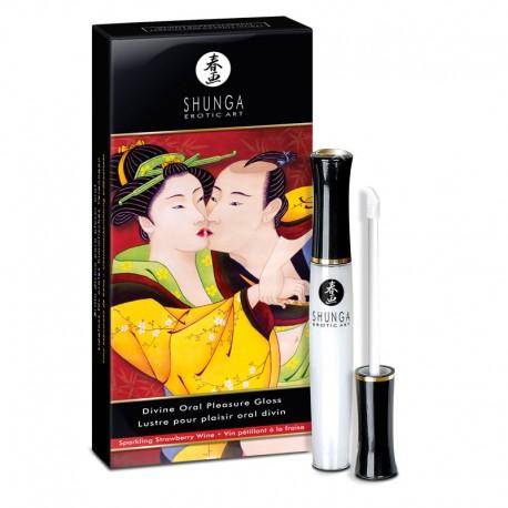 Gloss fellation - Shunga Divine Oral Pleasure
