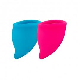 Fun Factory Fun Cup Size A - menstrual cup (2pcs)