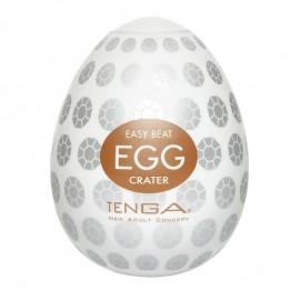 Tenga Egg Masturbator - Silky sleeve