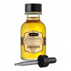 Kamasutra - Kissable Oil of Love - Vanilla Cream 22ML