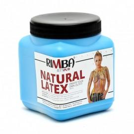 Liquid latex for body painting - Blu
