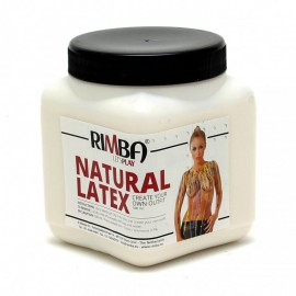 Liquid latex for body painting - Durchsichtige