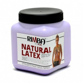 Latex Liquide pour maquillage corporel - Violet