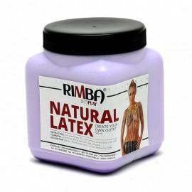 Liquid latex for body painting - Purple