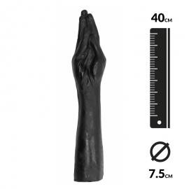 Giant dildo Fist - All Black