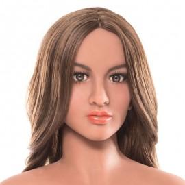 Lebensgrosse Real Doll Carmen - Pipedream
