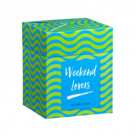 "Coffret sexy ""Weekend-Lovers"""