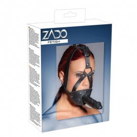 Baillon avec dildo - Zado