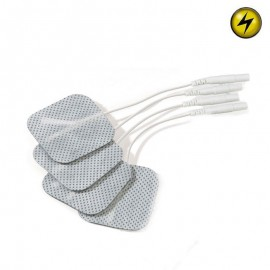 Electrodes auto-adhésives 4pces. - Mystim