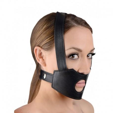 Harnais facial pour godemichet - Face Fuk